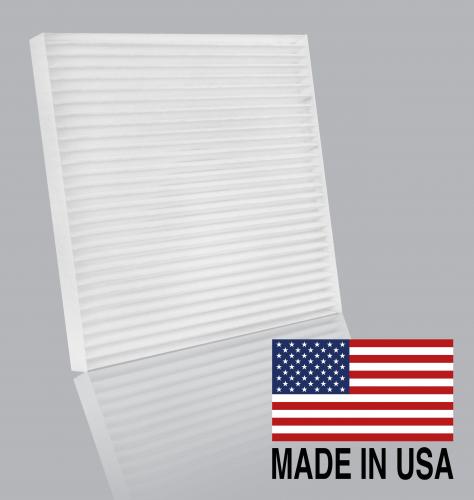 FilterHeads - AQ1264 Cabin Air Filter - Particulate Media