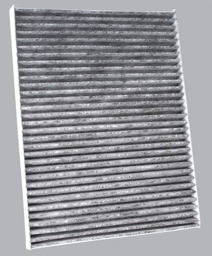 FilterHeads - AQ1049 Cabin Air Filter - Carbon Media, Absorbs Odors
