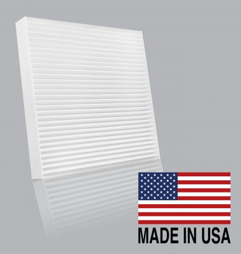 FilterHeads - AQ1058 Cabin Air Filter - Particulate Media