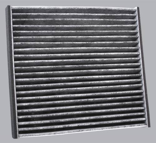 FilterHeads - AQ1050 Cabin Air Filter - Carbon Media, Absorbs Odors
