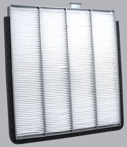 FilterHeads - AQ1054 Cabin Air Filter - Particulate Media