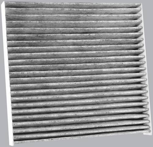 FilterHeads - AQ1058C Cabin Air Filter - Carbon Media, Absorbs Odors