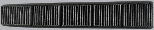 FilterHeads - AQ1059 Cabin Air Filter - Carbon Media, Absorbs Odors