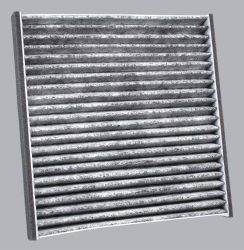 FilterHeads - AQ1064 Cabin Air Filter - Carbon Media, Absorbs Odors