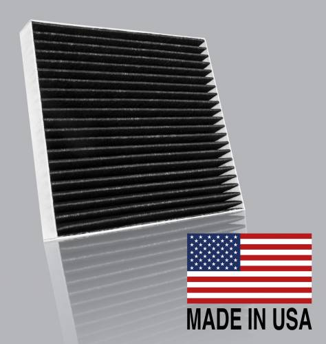 FilterHeads - AQ1279C Cabin Air Filter - Carbon Media, Absorbs Odors