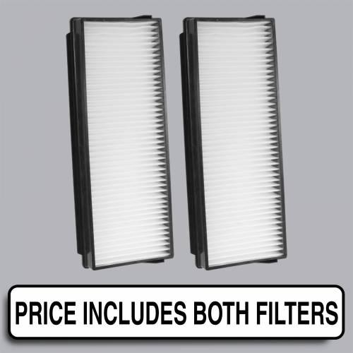AQ1222 Cabin Air Filter - Particulate Media