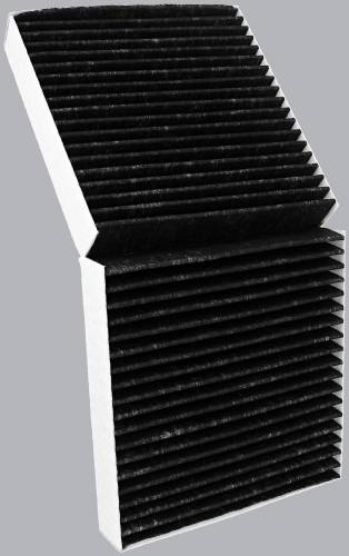 FilterHeads - AQ1203C Cabin Air Filter - Carbon Media, Absorbs Odors
