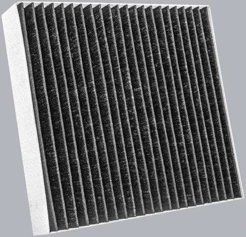 FilterHeads - AQ1278C Cabin Air Filter - Carbon Media, Absorbs Odors