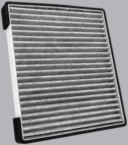 FilterHeads - AQ1271C Cabin Air Filter - Particulate Media