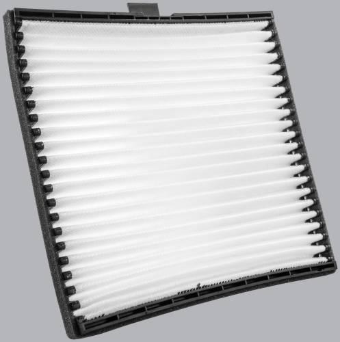 FilterHeads - AQ1250 Cabin Air Filter - Particulate Media