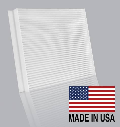 FilterHeads - AQ1098 Cabin Air Filter - Particulate Media