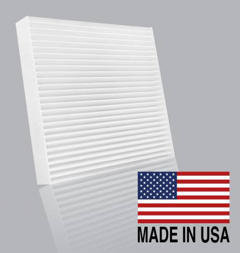 FilterHeads - AQ1102 Cabin Air Filter - Particulate Media