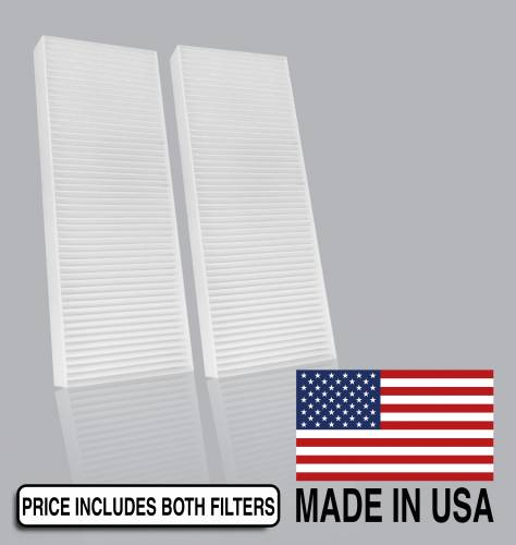 FilterHeads - AQ1113 Cabin Air Filter - Particulate Media