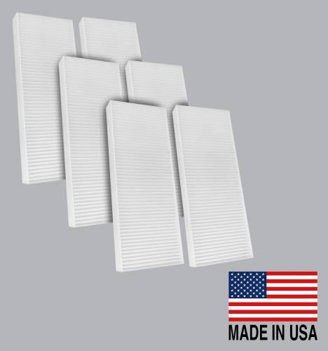 FilterHeads - AQ1113 Cabin Air Filter - Particulate Media 3PK - Buy 2, Get 1 Free!
