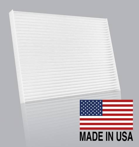 FilterHeads - AQ1114 Cabin Air Filter - Particulate Media