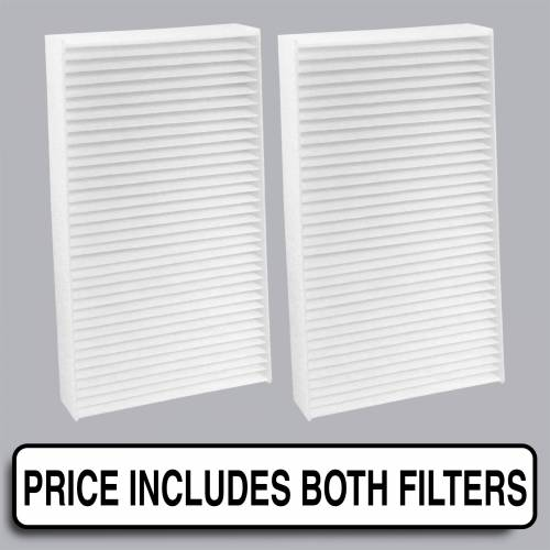 FilterHeads - AQ1040 Cabin Air Filter - Particulate Media