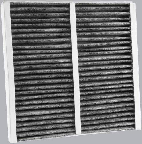 FilterHeads - AQ1075C Cabin Air Filter - Carbon Media, Absorbs Odors