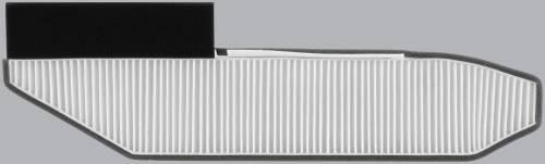 FilterHeads - AQ1076 Cabin Air Filter - Particulate Media