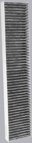 FilterHeads - AQ1077C Cabin Air Filter - Carbon Media, Absorbs Odors