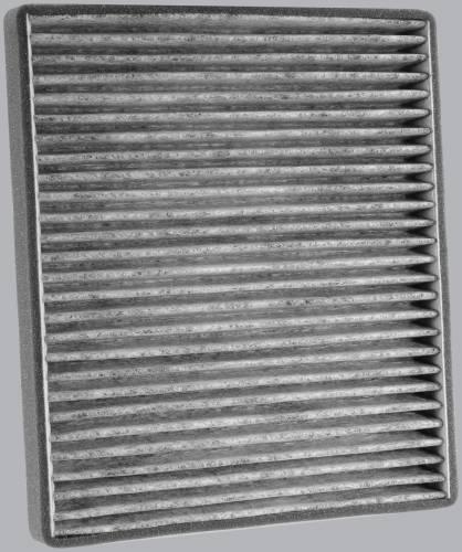 FilterHeads - AQ1084C Cabin Air Filter - Carbon Media, Absorbs Odors