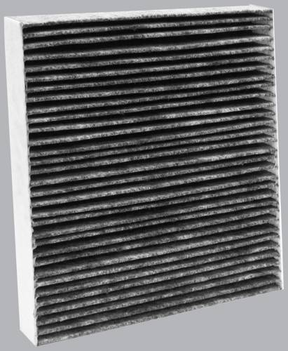 FilterHeads - AQ1091C Cabin Air Filter - Carbon Media, Absorbs Odors