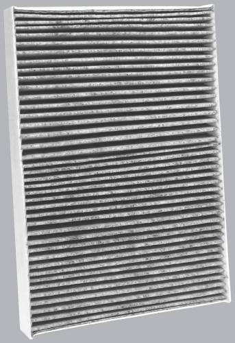 FilterHeads - AQ1096C Cabin Air Filter - Carbon Media, Absorbs Odors