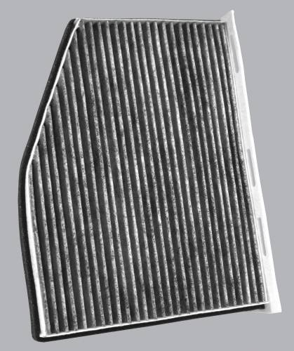 FilterHeads - AQ1099 Cabin Air Filter - Carbon Media, Absorbs Odors