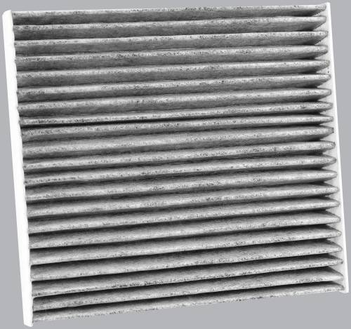 FilterHeads - AQ1102C Cabin Air Filter - Carbon Media, Absorbs Odors