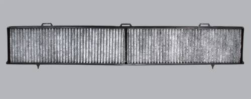 FilterHeads - AQ1115C Cabin Air Filter - Carbon Media, Absorbs Odors