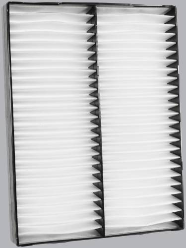 FilterHeads - AQ1124 Cabin Air Filter - Particulate Media