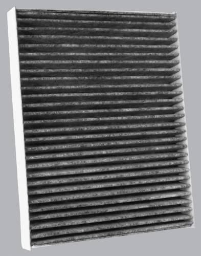 FilterHeads - AQ1136C Cabin Air Filter - Carbon Media, Absorbs Odors