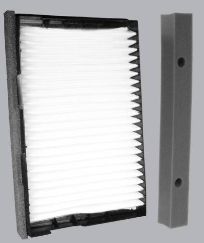 FilterHeads - AQ1169 Cabin Air Filter - Particulate Media