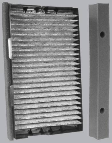 FilterHeads - AQ1169C Cabin Air Filter - Carbon Media, Absorbs Odors