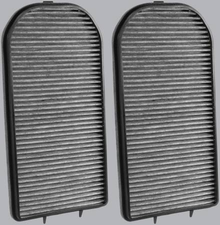 BMW 740i - BMW 740i 1998 - FilterHeads - AQ1183C Cabin Air Filter - Carbon Media, Absorbs Odors