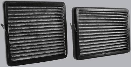 FilterHeads - AQ1184C Cabin Air Filter - Carbon Media, Absorbs Odors - Image 2
