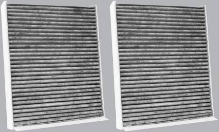 FilterHeads.com - AQ1194C Cabin Air Filter - Carbon Media, Absorbs Odors - Image 2