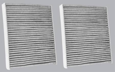 FilterHeads.com - AQ1194C Cabin Air Filter - Carbon Media, Absorbs Odors - Image 3