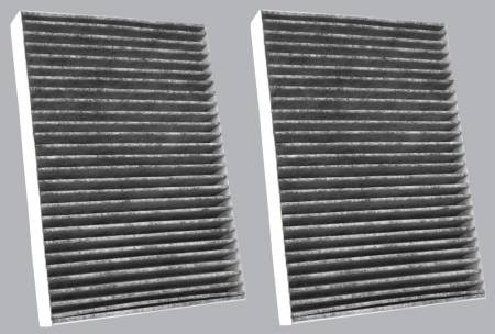 FilterHeads - AQ1195C Cabin Air Filter - Carbon Media, Absorbs Odors - Image 2