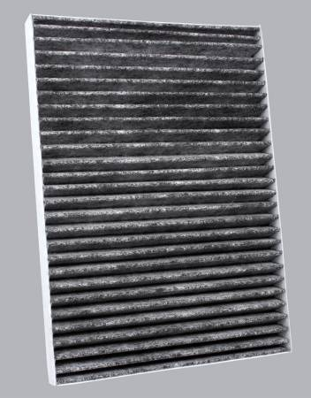 FilterHeads - AQ1205C Cabin Air Filter - Carbon Media, Absorbs Odors - Image 1