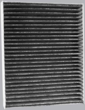 FilterHeads - AQ1213C Cabin Air Filter - Carbon Media, Absorbs Odors - Image 1