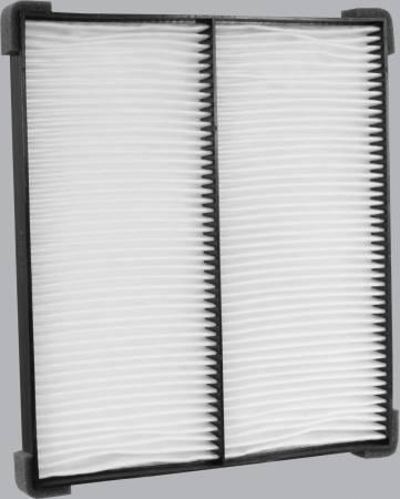 Suzuki Kizashi - Suzuki Kizashi 2010 - FilterHeads - AQ1214 Cabin Air Filter - Particulate Media