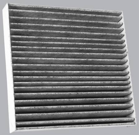 Jaguar XFR - Jaguar XFR 2010 - FilterHeads - AQ1215C Cabin Air Filter - Carbon Media, Absorbs Odors