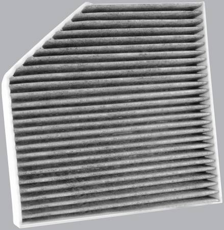 FilterHeads - AQ1219C Cabin Air Filter - Carbon Media, Absorbs Odors - Image 1