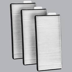 Cabin Air Filter - FilterHeads - AQ1004 Cabin Air Filter - Particulate Media 3PK - Buy 2, Get 1 Free!