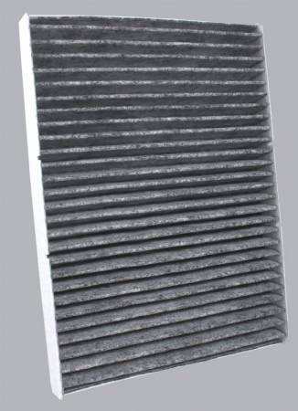 FilterHeads - AQ1008C Cabin Air Filter - Carbon Media, Absorbs Odors 3PK - Buy 2, Get 1 Free! - Image 2