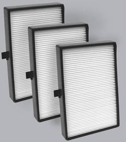 FilterHeads - AQ1028 Cabin Air Filter - Particulate Media 3PK - Buy 2, Get 1 Free!