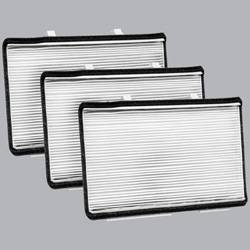 Cabin Air Filter - FilterHeads - AQ1029 Cabin Air Filter - Particulate Media 3PK - Buy 2, Get 1 Free!