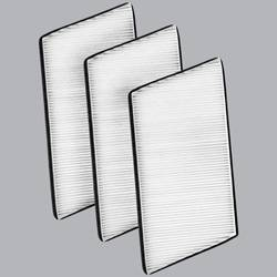 Cabin Air Filter - FilterHeads - AQ1030 Cabin Air Filter - Particulate Media 3PK - Buy 2, Get 1 Free!