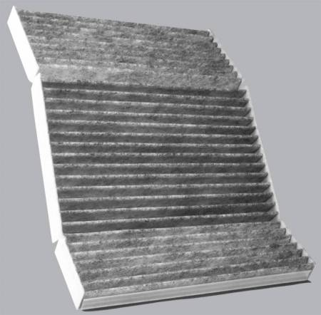 FilterHeads - AQ1039C Cabin Air Filter - Carbon Media, Absorbs Odors 3PK - Buy 2, Get 1 Free! - Image 2