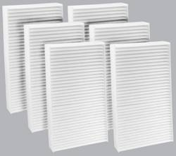 FilterHeads - AQ1040 Cabin Air Filter - Particulate Media 3PK - Buy 2, Get 1 Free!